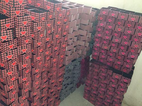 срок получил фестиваль бумага часы porch коробка с большой Duty 4 цвета лен кахас кварцевые wathbox с черный подушка 4 шт