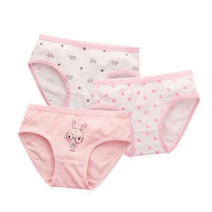 1pcs/set Cotton Panties for Girls Kids Short Briefs Baby Girl Underwear Children Underwear Kids Cute Cartoon Shorts Underpants
