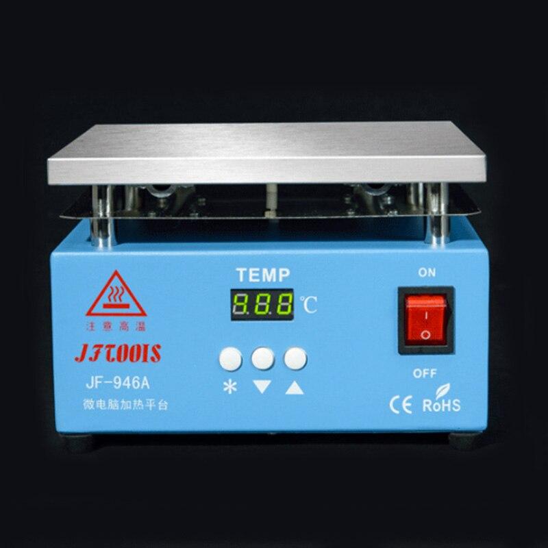 LED Display Preheating Station Platform for Mobile Phone Repair BGA Rework LCD Screen Separating Tools Heating Plate|Power Tool Sets| |  - title=