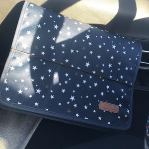 Image 5 - Cute Portable Expandable Accordion 12 Pockets A4 File Folder Oxford Expanding Document Briefcase