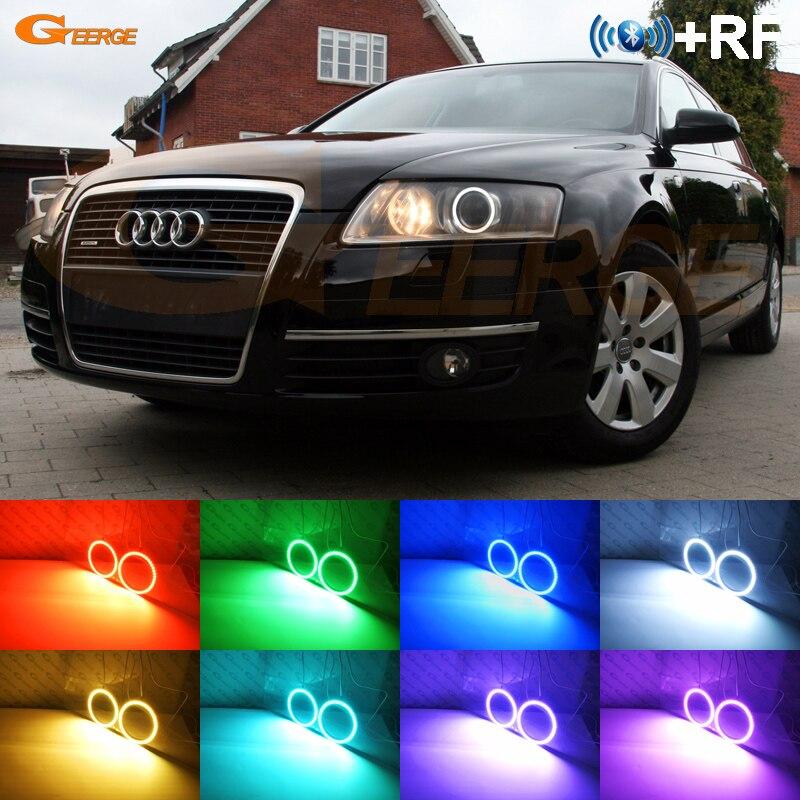 2006 Audi A6 Headlights