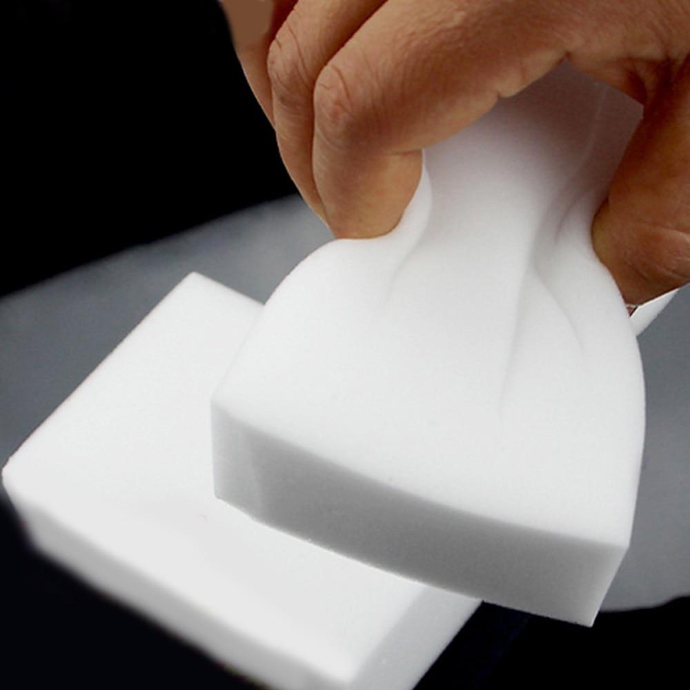 50 шт. волшебная губка Ластик уборка меламин многофункциональный очиститель пены кухонные аксессуары|Губки и металлические мочалки|   | АлиЭкспресс
