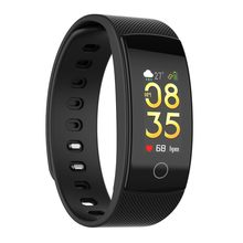 QS80 PLUS Fitness Bracelet Smart Bracelet Blood Oxygen Heart Rate Blood Fitness Tracker Band Waterproof for xiaomi iPhone(China)