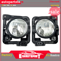 2 PCS Left &Right Glass Fog Driving Light Lamp For 09 10 TSX 33900 TL0 A01 33950 TL0 A01