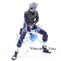 MegaHouse Variable Action Heroes Naruto Shippuden Hatake Kakashi DX Ver. PVC Action Figure Collectible Model Toy