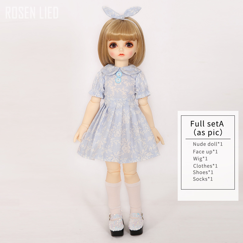 Rosenlied RL Holiday Miu BJD SD Doll 1 4 High Quality Resin Body Figure Toys  Free Eyes Shop Model Boys Or Girls-in Dolls from Toys   Hobbies on ... b13f8a896911