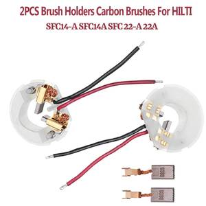 4pcs Carbon Brush Holder Carbo