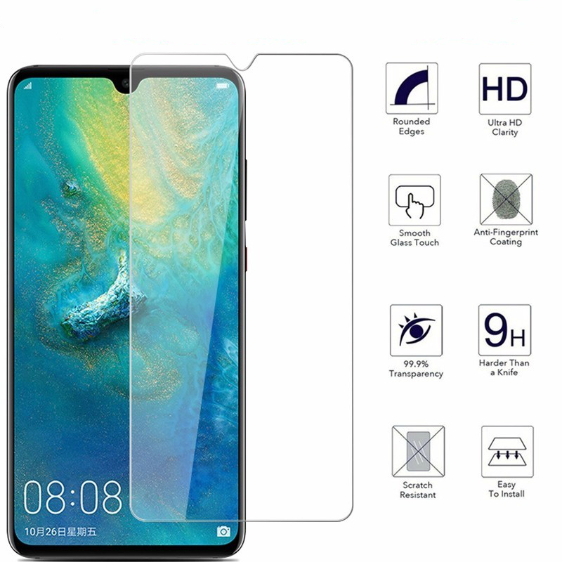 Cell Phone Accessories Temperate Huawei P9 Plus Cellphone Case Protective Full-cover Armor Glass Blue A Complete Range Of Specifications