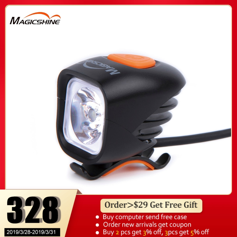 Magicshine Vélo éclairage vélo Avant Bluetooth lampes de Poche Vélo Lanterne led USB De Charge 18650 Batterie Accessoires Vélo