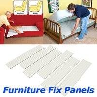 6 PCS Meubels Sofa Ondersteuning Kussen Fix Panelen Quick Fix Ondersteuning Kussens Pads voor Sofa Seat Verzakking Meubels Onderdelen