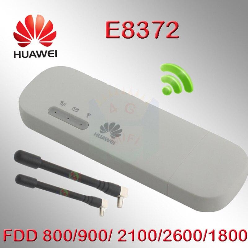 Huawei e8372 Wingle 4g modem wifi universa 4g dongle android voiture externe e8372h-153 lte sans fil usb déverrouillage