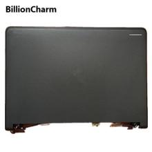 BillionCharm New Original For Dell Chromebook 11 3120 LCD Back Cover Rear Lid Top Case 0FK2JJ for dell chromebook 11 3180 3189 education lcd back cover case front bezel keyboard top bottom base