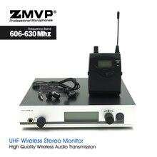 УВЧ Профессиональный EW300 IEM G3 монитор Беспроводная система с передатчиком в ухо, стерео для живого вокала, сценическое исполнение
