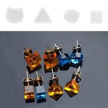 129 Шт Набор эпоксидных форм DIY силиконовая форма для полимерных форм браслет с кристаллами и бриллиантами Подвеска для изготовления ювелирных изделий инструмент для рукоделия глиняная форма
