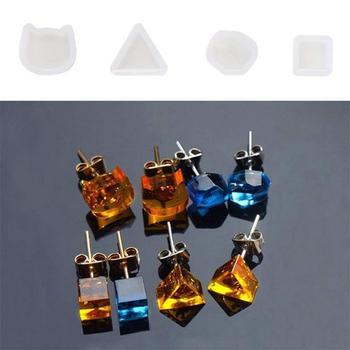 4f6f03347f9d 129 piezas de molde epoxi conjunto de molde de silicona DIY para ...