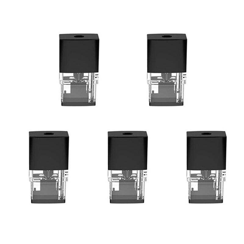 5Pcs Ovns Brick Vape Pen Pod 0.5Ml 1.8Ohm Electronic Cigarette Vaporizer Replaceable Ceramic Coils Atomizer