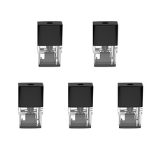 5Pcs Ovns Brick Vape Pen Pod 0.5Ml 1.8Ohm Electronic Cigarette Vaporizer Replaceable Ceramic Coils Atomizer