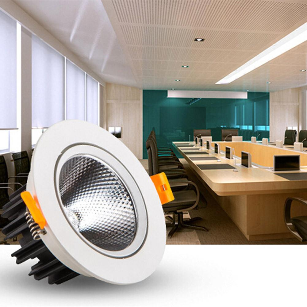 100% Waar Adeeing Led Spot Light 5 W Cob Plafondlamp Moderne Ronde Gang Doorgang Lamp Decoratie Binnenverlichting 85-265 V Met De Beste Service
