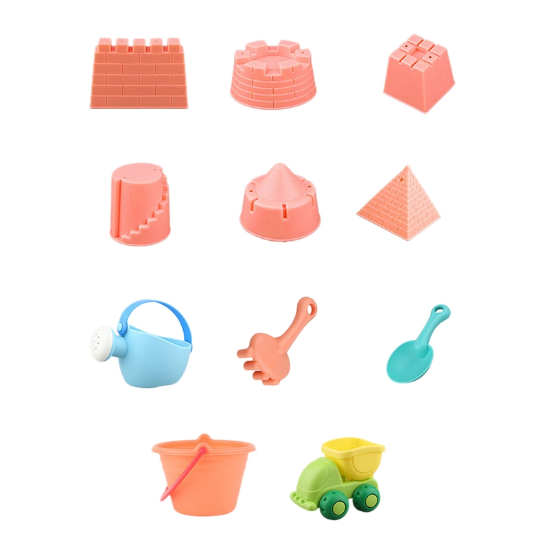 Children'S Dredging Water Toys 11 Sets Of Beach Tools Multi-Piece Suits