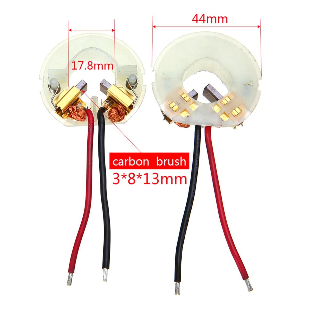 Carbon Brushes Holder Replace for HILTI SFC 14-A SFC14A SFC 22-A SFC 22A
