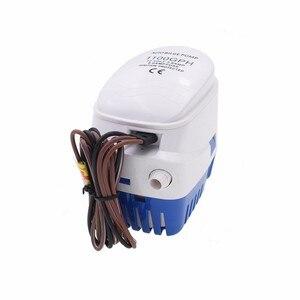 Image 4 - Автоматический погружной Электрический водяной насос, 750gph 1100gph 12 В 24 В