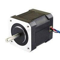 3D Printer Motor Nema 17 Stepper Motor Bipolar 2A 59Ncm(84oz.in) 48mm Body 4 lead Cable for 3D Printer/CNC