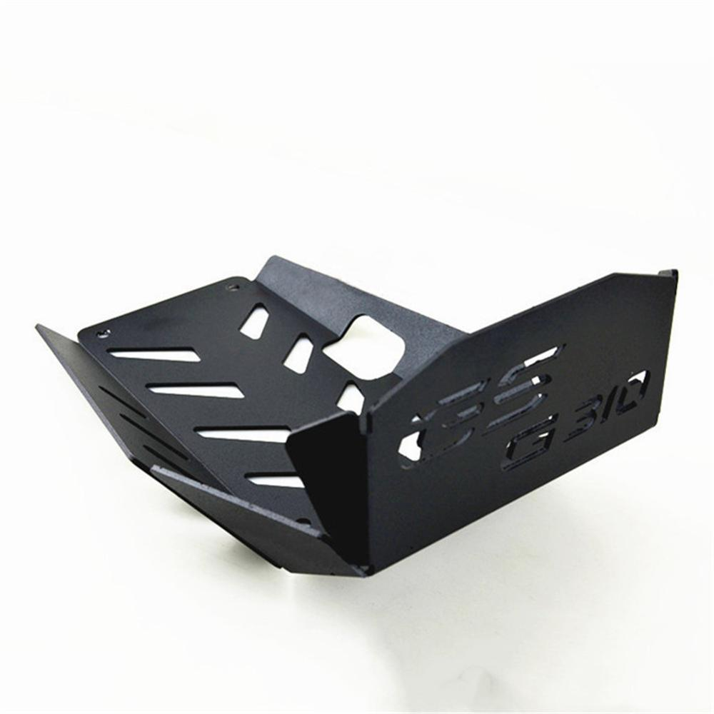Motorcycle Chassis Expedition Skid Plate Engine Chassis Protective Cover Guard Fits for BMW G310GS G310 GS