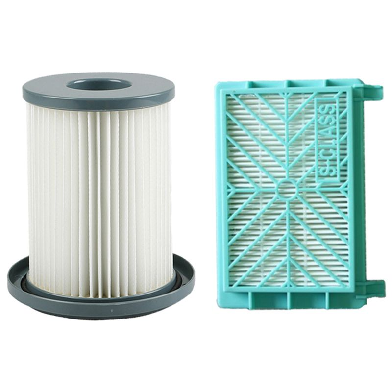 Vacuum Cleaner Filters 2pcs High quality Replacement HEPA cleaning filter for philips FC8740 FC8732 FC8734 FC8736 FC8738 FC8748|Vacuum Cleaner Parts|   - title=