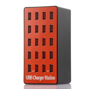 Image 2 - USB Smart Charger 20 Ports USB Hub Fast Charging Station Power Adapter Universal for Phone iPhone 8 Plus X iPad Huawei