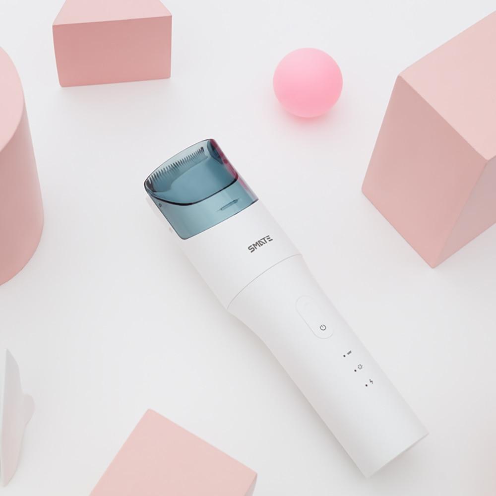 Xiaomi SMATE tondeuse à cheveux électrique tondeuse pour bébé coupe-cheveux étanche USB Rechargeable enfants outils automatiques ultra-silencieux - 4