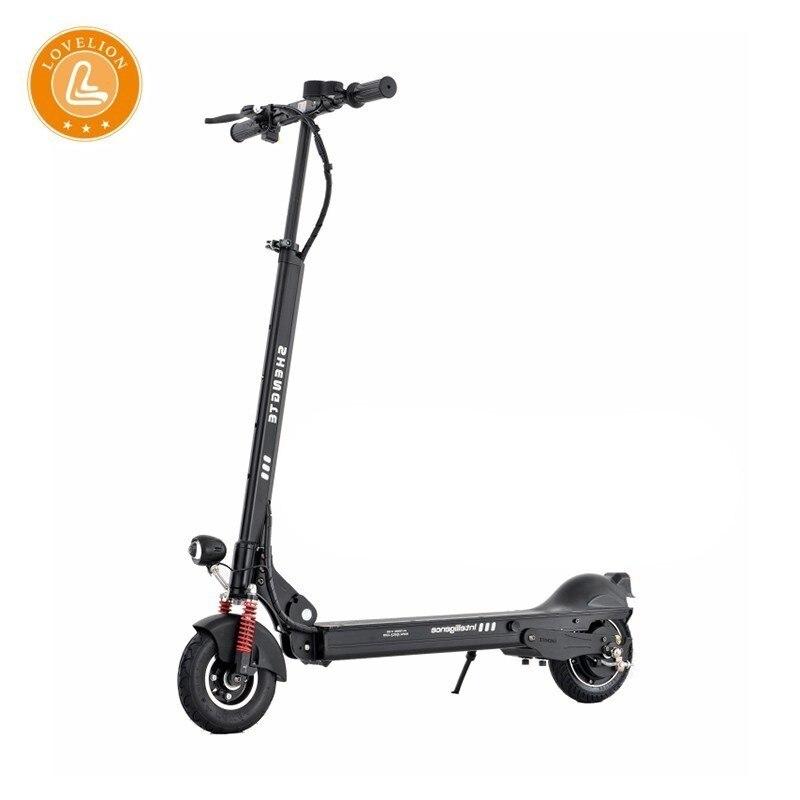 LOVELION livraison gratuite scooter électrique pliant adulte 36 V 35 km/h vélo motos vélo véhicule scooters hoverboard