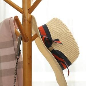 Image 4 - Massivholz Kleiderbügel Stand Mantel Rack Kreative Home Möbel Kleidung Hängende Lagerung Rack Holz Kleiderbügel Schlafzimmer Trocknen Rack