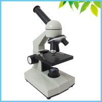 New for Sale! 40X 100X 400X Lamp Illumination Professional Student Monocular Biological Microscope TXS03 02A f Experiment Class