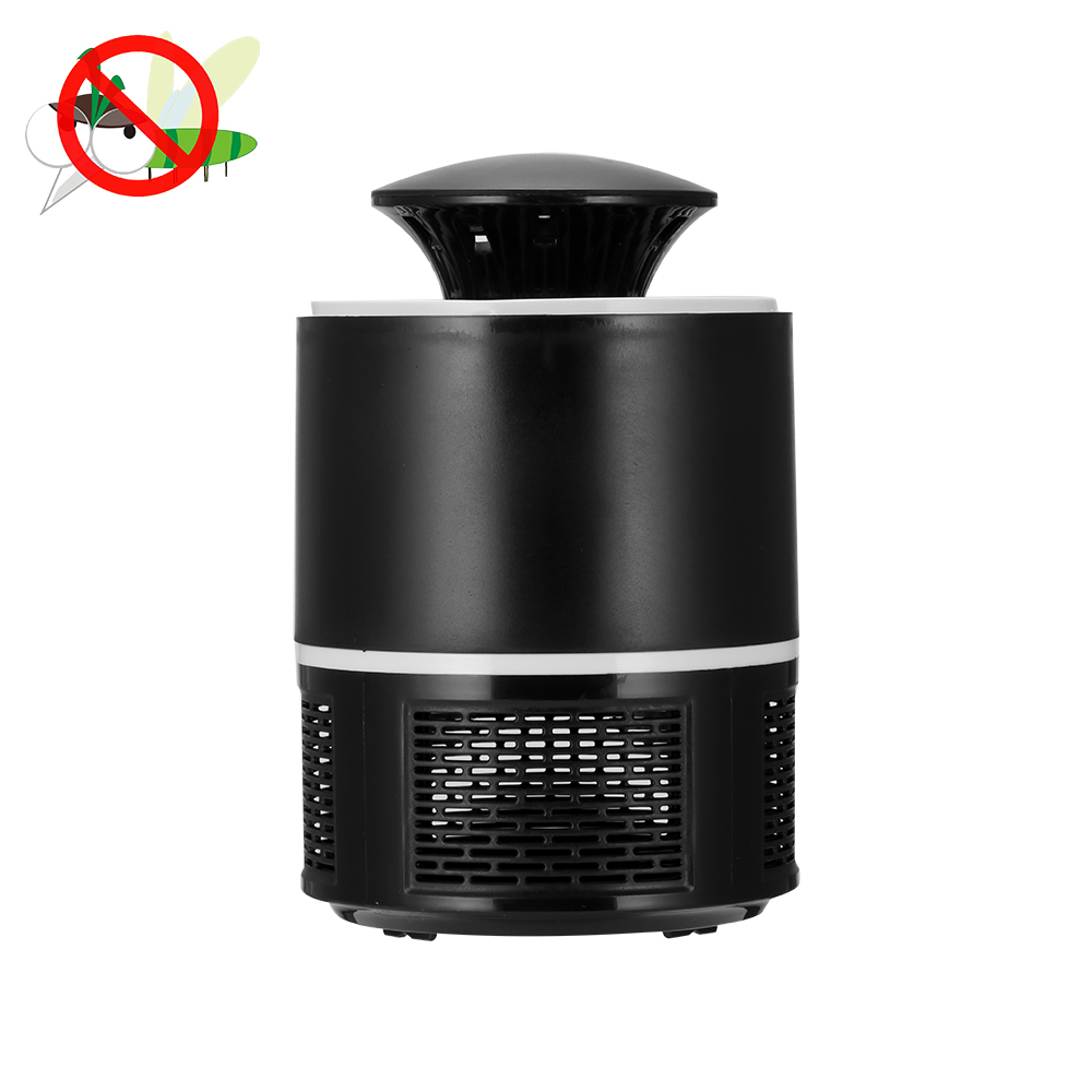 LED Mosquito Killer Light Electronic Trap Lamp USB Powered Bug Insect Lights Killing Moth Fly Wasp Pest 20-50 square meters