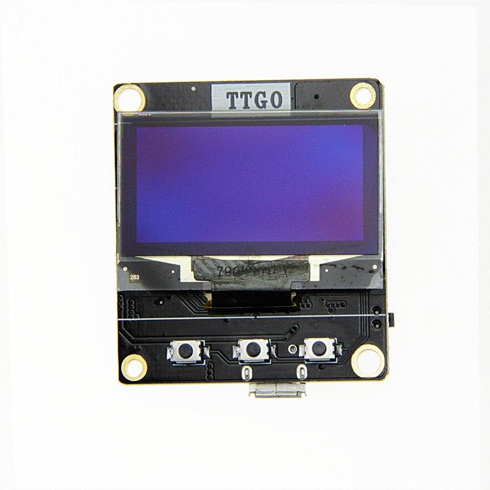 Schlussverkauf Ttgo Zu Esp8266 Oled Sh1106 1,3 Zoll Wetter Station Wifi Meteo Modul Intelligente Elektronik