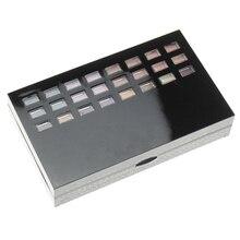 Box Set maquiagem 74 Kits de Maquiagem Para As Mulheres de Cor Combinação Kit Sombra Batom Brilho