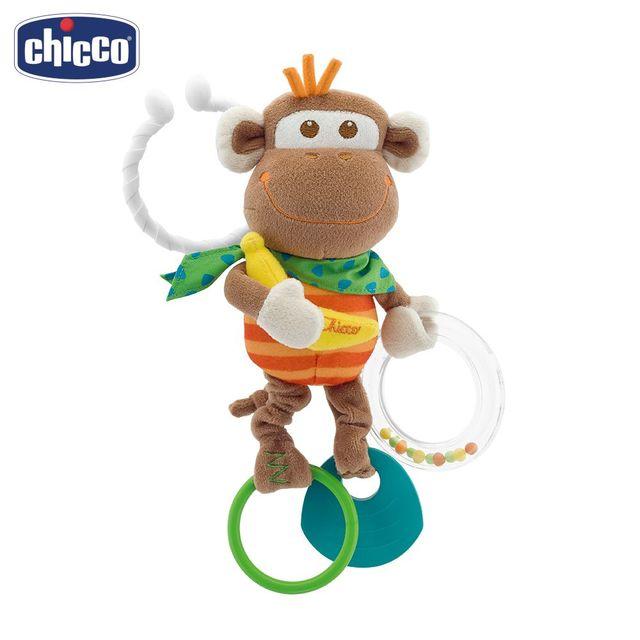 """Развивающая игрушка Chicco """"Обезьянка"""" 3м+"""
