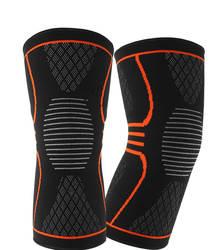 Компрессионный наколенник-лучший наколенник для снятия мениска, артрита, быстрого восстановления поддержки колена для бега, кроссфита