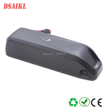 High quality mounted ebike battery 36V 17.5ah lithium ion pack for