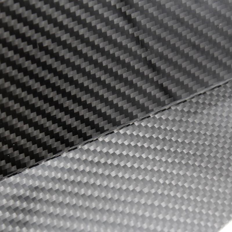 Image 5 - 6pcs Car Carbon Fiber Window B pillar Exterior Molding Decor Cover Trim For Mercedes Benz GLC Class 2015 2016 2017 2018-in Interior Mouldings from Automobiles & Motorcycles