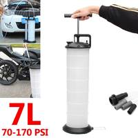 7L Manuelle Vakuum Öl Flüssigkeit Dunst Pumpe Auto Lkw Boot Kraftstoff Pumpe Öl Wechsler Flüssigkeit Ändern Benzin Transfer Tank Spender|Kraftstoffpumpen|Kraftfahrzeuge und Motorräder -