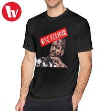 59dc776c5 Ice Cube T Shirt Bye Felicia T-Shirt 100 Cotton Streetwear Tee Shirt Cute  Men