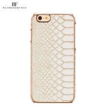 Защитный чехол для iPhone 6/6SFramed rose white reptile