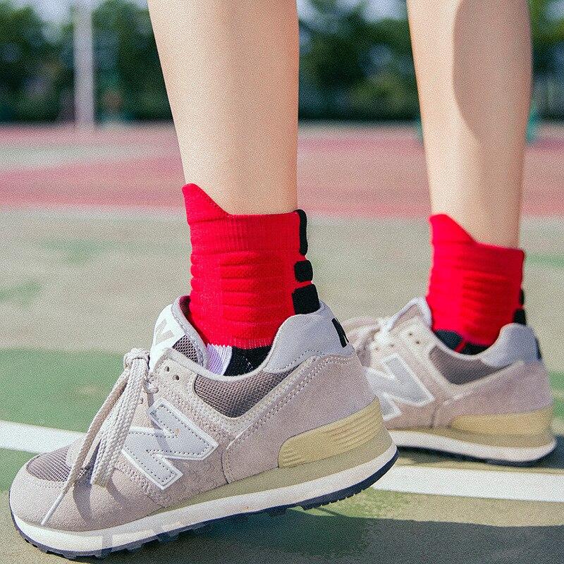 Professional socks Thermal Winter Thick Compression  sports fitness socks 4