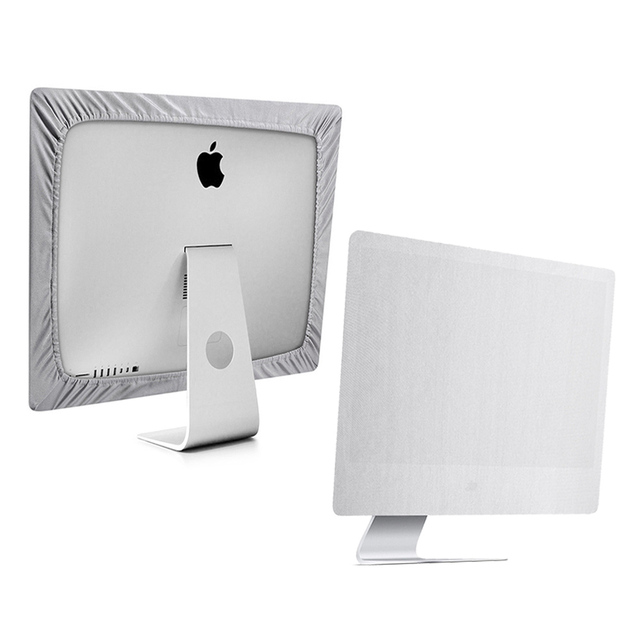 wholesale dealer 91394 cd4f0 US $9.64 49% OFF Screen Dust Cover for Apple iMac 21inch 27inch Computer  Monitor Case Display Protector Guard LA006-in Computer Covers from Home &  ...