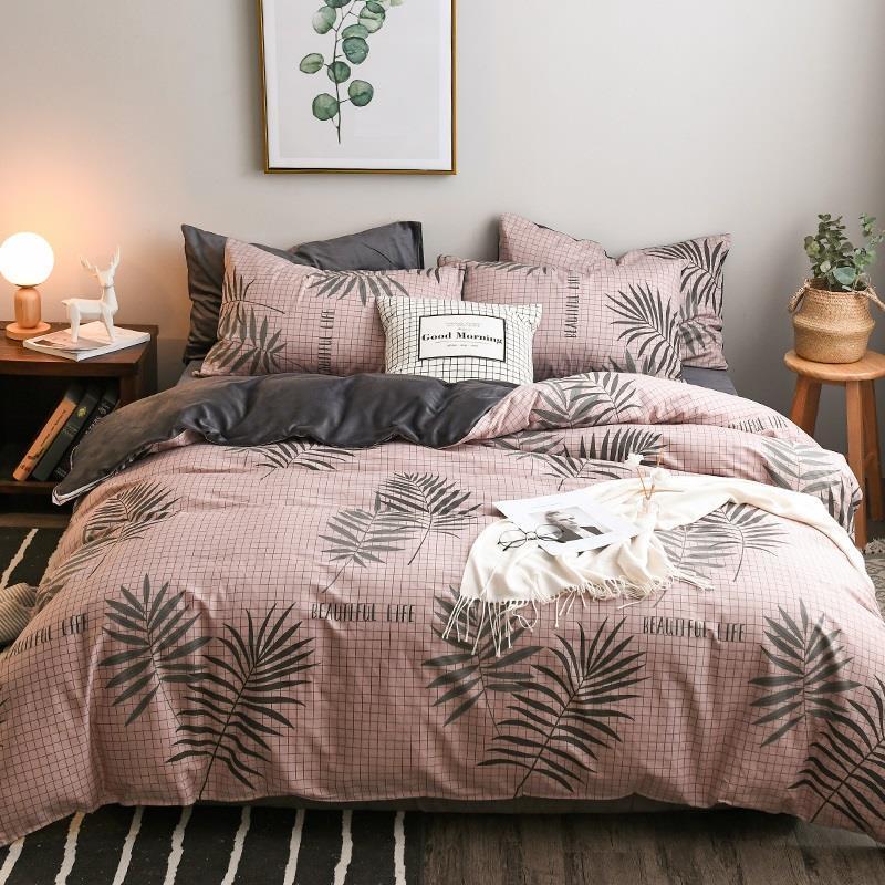 Parure Edredon Matrimonio Kids Linge Lit Jogo Casal Luxury Ropa Cotton Roupa De Cama Bed Linen Sheet And Quilt Bedding Set