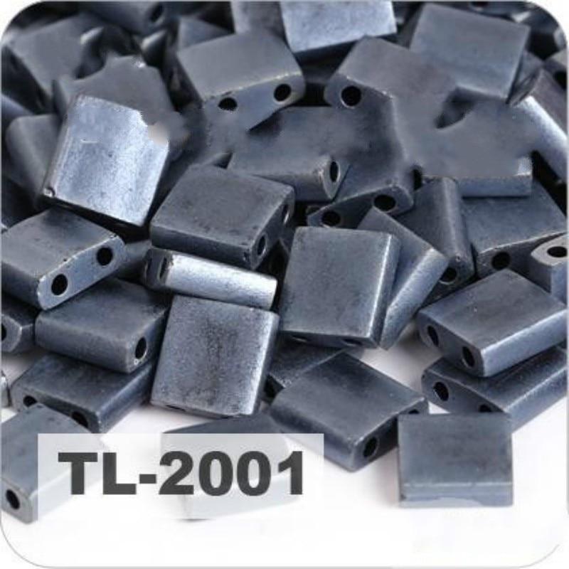 50 g gris transparent Environ 2 mm fabrication de bijoux 11//0 Verre Perles de rocaille
