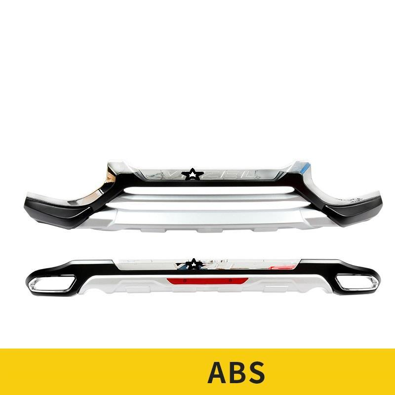 Accessory Rear Diffuser Front tuning Car Lip Upgraded Automobiles Auto Automovil Modification Bumpers protector FOR Honda Vezel in Bumpers from Automobiles Motorcycles