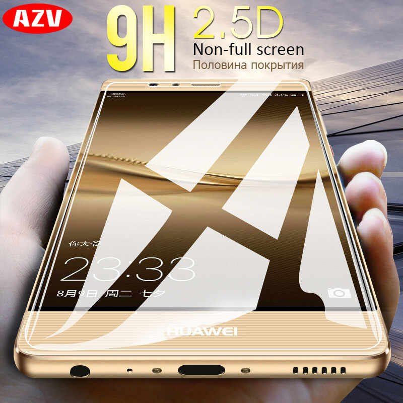9H Tempered Glass On The For Huawei Y7 Y5 Y3 2017 P8 P9 P10 Lite P10 Plus Screen Protector For Huawei P8 P7 P6 Protection Film