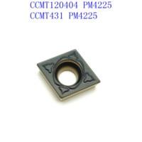 קרביד הכנס הפיכת כלי CCMT120404 PM4225 קרביד הכנס כלי, חוץ מחרטת CNC הפעיל כלי, פנימית הפיכת כלי, כלי כרסום מכונת כרסום (5)